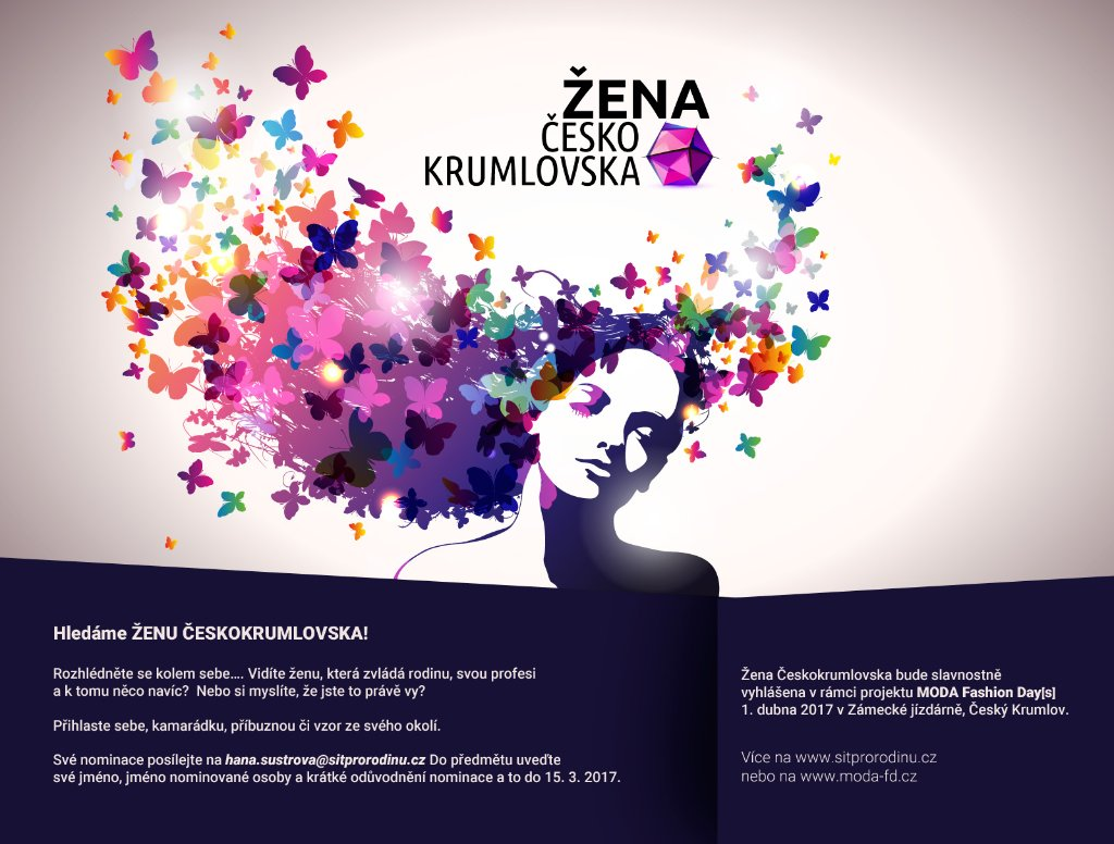 Žena_Českokrumlovska_2017_leták